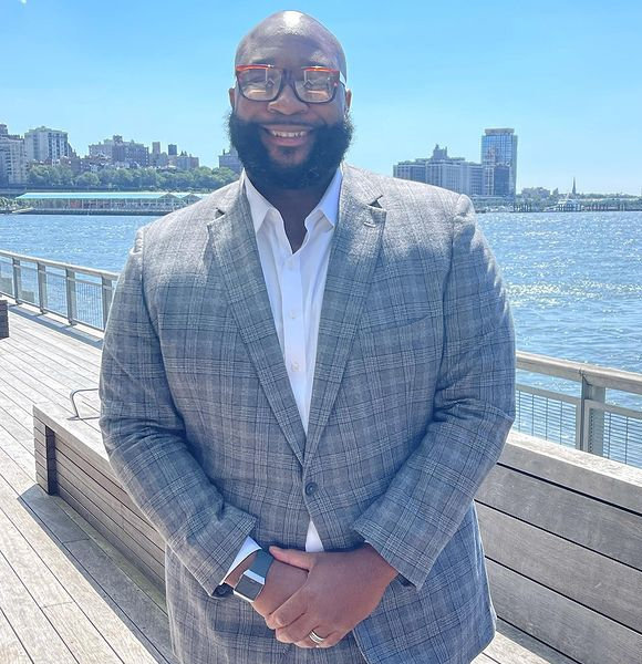 """ESPN Analyst Marcus Spears Calls His Wife """"The Greatest Human I Know"""""""