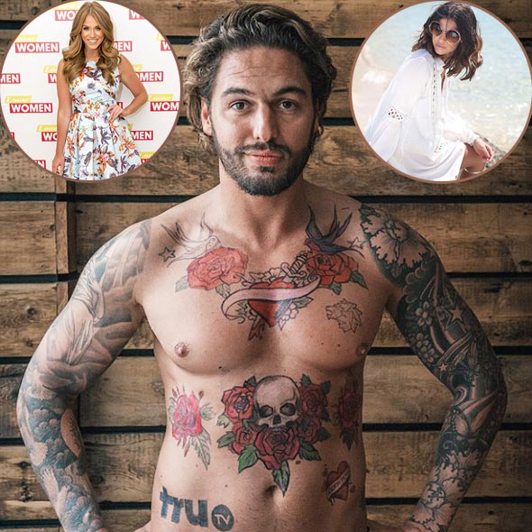 Is Bachelor Hunk Mario Falcone, Sister's Sweet Guy, Dating With Ex- Girlfriend Lucy Mecklenburgh?