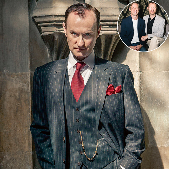 Mark Gatiss And His Prolific Married Life With Husband; Reveals Gay Life Never Affected His Career
