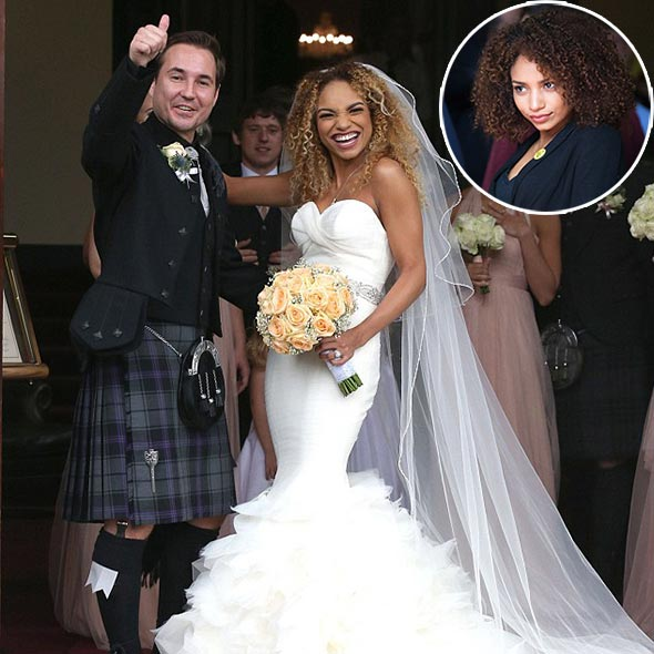 Martin Compston's Traditional Scottish Wedding: Married With Actress Girlfriend