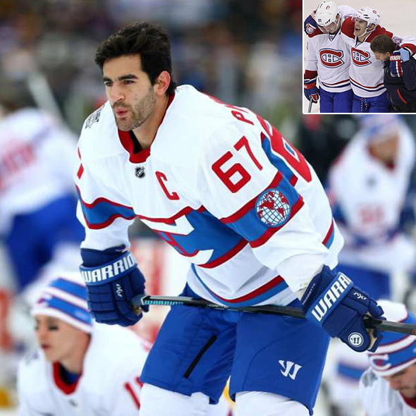 Max Pacioretty Recently Faced An Injury In Training Session; Severe Enough To Hurt Play Or Even His Contract?
