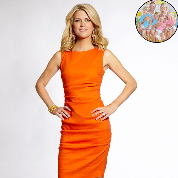 Hot Television Personality Melissa Stark Returns to TV on NFL! Thanks to Her Husband And Children!