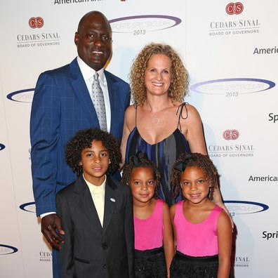 Michael Cooper's Wife and 4 Children: Family of Six, Residing in $1.1 Million Worth House