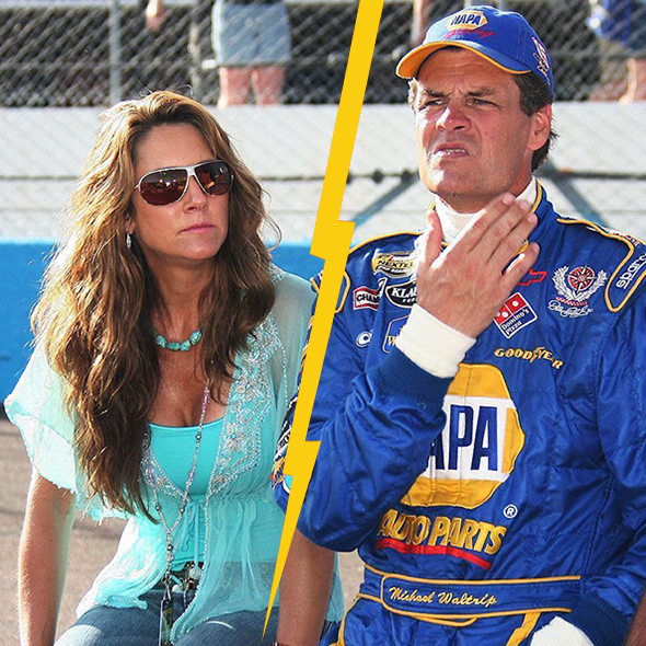 gay Michael waltrip