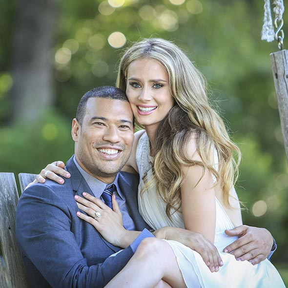 Mix Ethnicity Comedian, Michael Yo, Honeymoon With Newly Married Wife in Italy