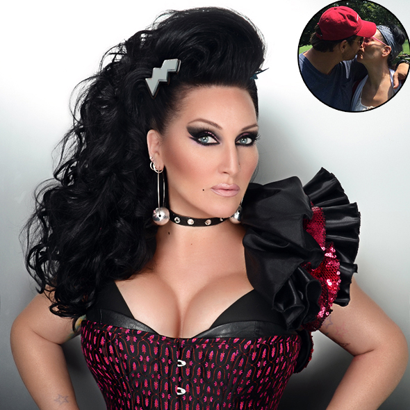 A Close Knit Family Is What Michelle Visage Possess That Has A Perfect Blend Of Loving Husband And Kids