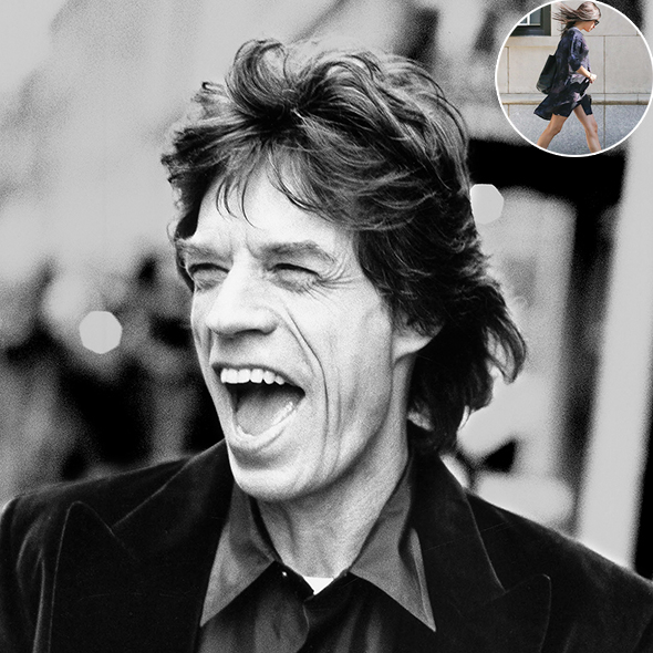 With A Bunch Of Chilren Already Behind Him, Singer Mick Jagger Welcomes Another Baby At the Age Of 73