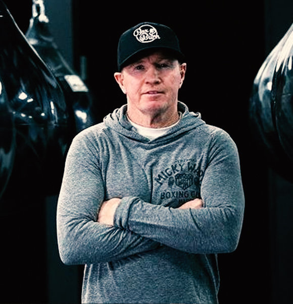 Micky Ward Met His Wife Through His Fathers Acquaintances And Now They Are Inseparable