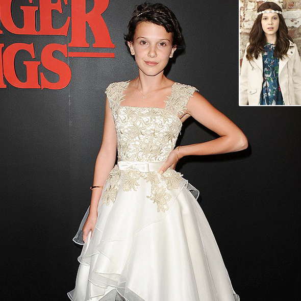 Millie Bobby Brown's Sacrificed Her Long Hair To Be The Eleven But It Wouldn't Be Possible Without Her Family's Support