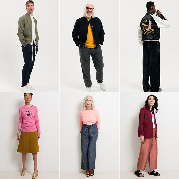 Modern Clothing Design-Styles  And Fashions For All Age Group People