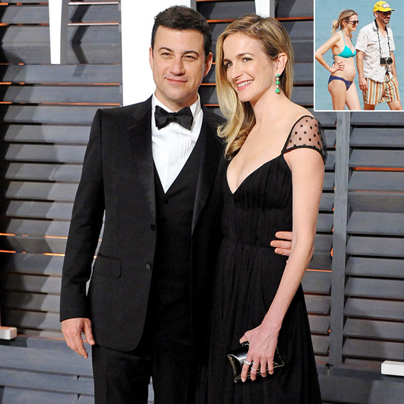 Baby On the Way! Molly McNearney, Wife Of Jimmy Kimmel Is Pregnant With Their Second Offspring!