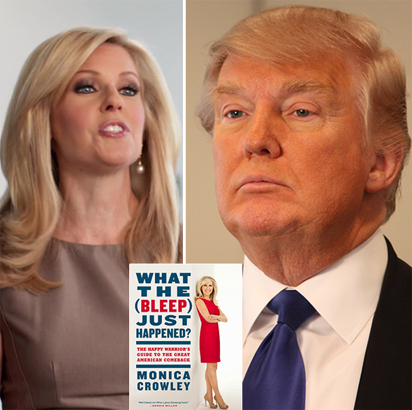 Monica Crowley Will Not Take The White House Job Under Donald Trump Administration Following Plagiarism Revelation