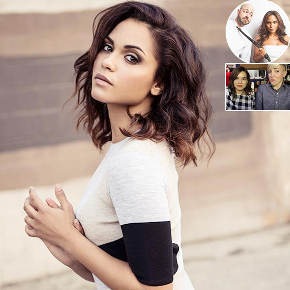 Monica Raymund's Claims Contentment With A Lesbian Partner After Divorce From Her Husband!
