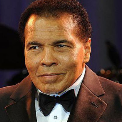 Legendary Boxer and Cultural Icon, Muhammad Ali as a Father