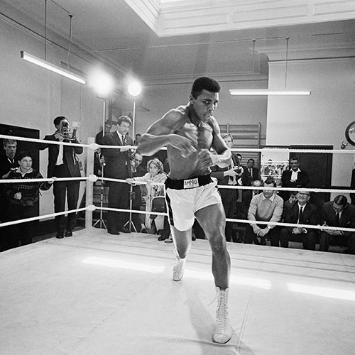 """Muhammad Ali: The First Pro-Athlete who asked, """"Why is Jesus White?"""""""
