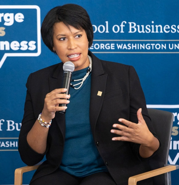 Muriel Bowser On Juggling Professional Front Amidst Raising A Baby In Pandemic