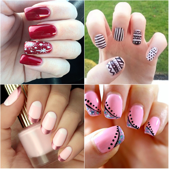 5 Best And Pretty Nail Arts Of 2016