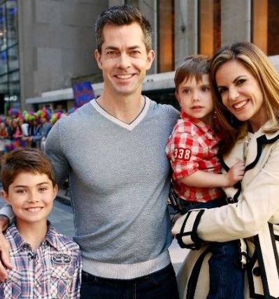 Natalie Morales family picture, Source: Frostsnow