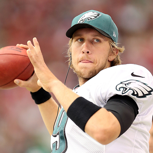 Nick Foles Likely To Run Out From His Contract; Set To Return To Eagles Soon?