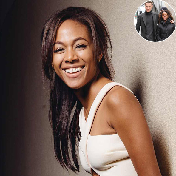 Hot Actress Nicole Beharie Moved on after Breakup with ...
