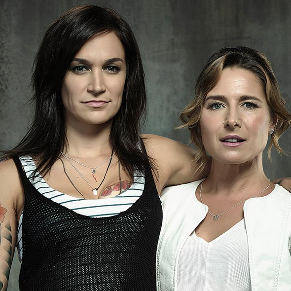 Nicole Da Silva Talks About Lesbian Stereotypes In Interview: Partner In Real Life?