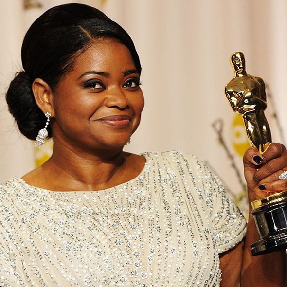 Octavia Spencer On Choosing Awards Over Getting Married; The Anticipated Weight Loss Secrets Revealed