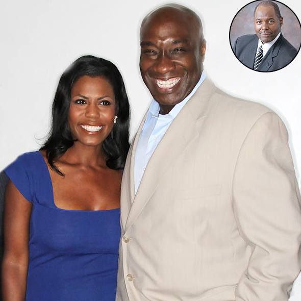 The Apprentice's Omarosa Manigault's Engaged to her Boyfriend 4 Years After Death of Her Then to be Husband!