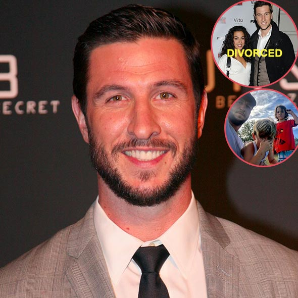 Married in 2007, Pablo Schreiber, Divorced With Yoga Instructor Wife: Investing Love to Children
