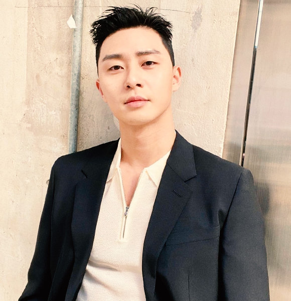 Park Seo Joon Kept His Dating Life A Secret For Two Years