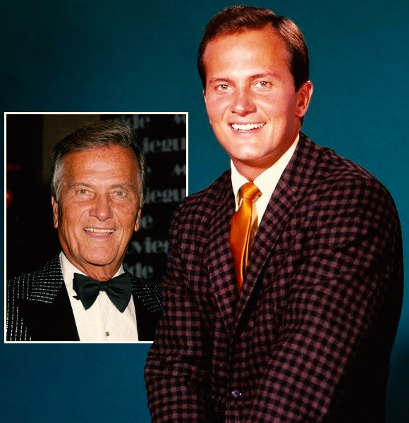 """""""I Mean, Gosh, I Miss Her"""" Says Pat Boone Remembering His Late Wife"""