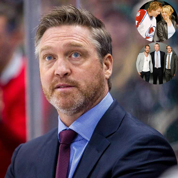 Patrick Roy Got Two Sons From Wife But Couldn't Save His Married Life; Often Seen In Fights Inside The Rink