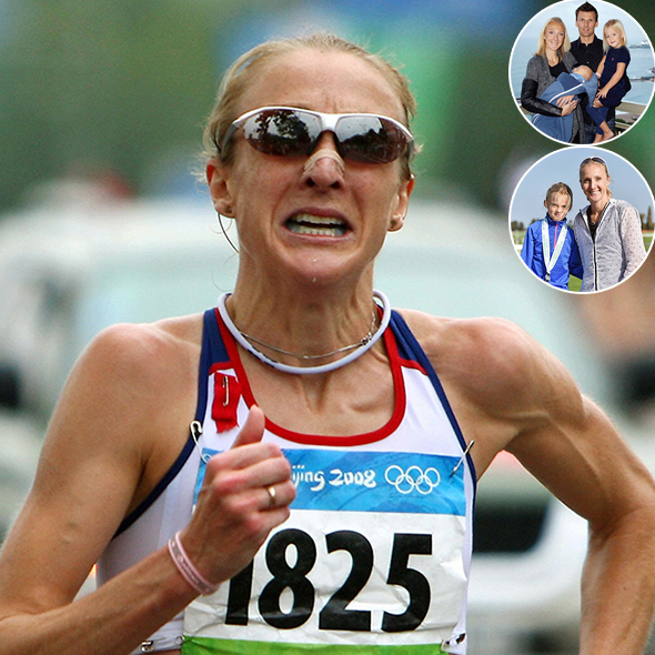 Athlete Paula Radcliffe' Life With Husband and Children, Training Her Daughter to Be Athlete?
