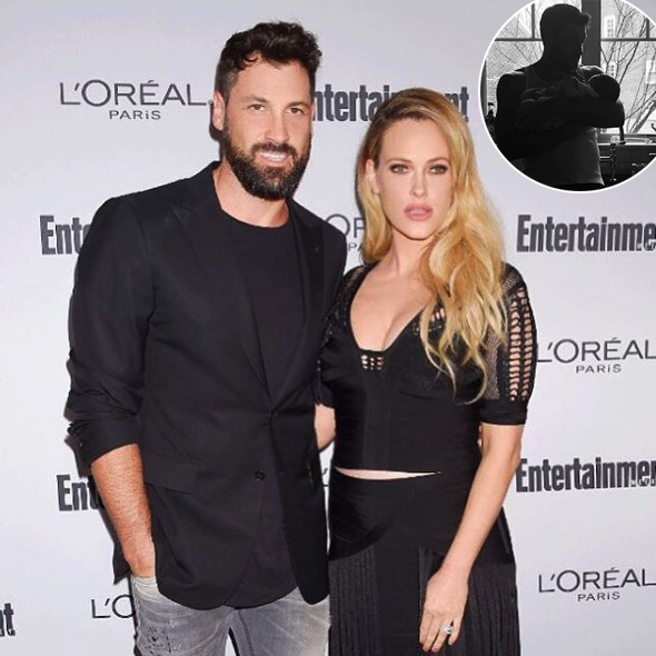 Peta Murgatroyd Gave Birth To A Baby Boy But Only Took About 2 Weeks Break Before Hitting Gym Again