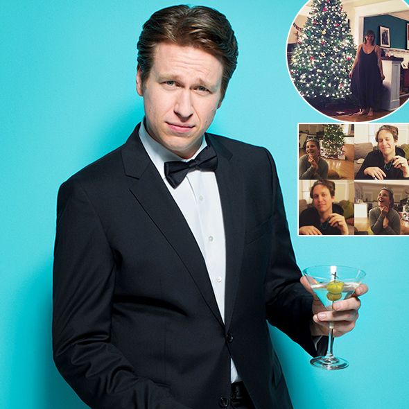 Pete Holmes Went Through Infidelity Issue With Wife But Currently Seems To Enjoy Time With Girlfriend