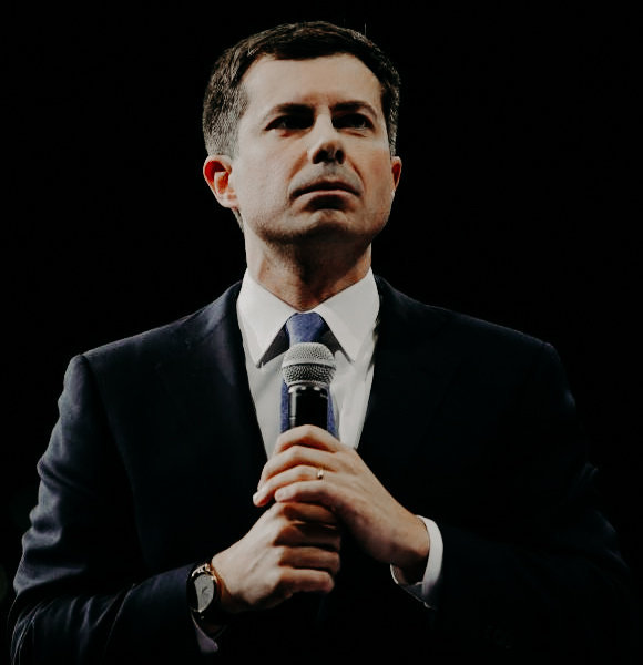 Openly Gay Politician Pete Buttigieg Welcomes Two Children Alongside His Husband