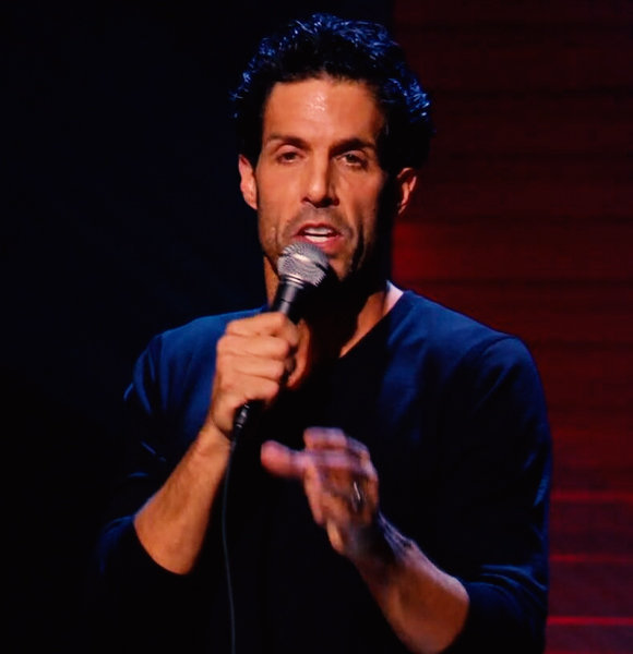 Comedian Pete Correale Says His Wife Is His Biggest Accomplishment in His Life