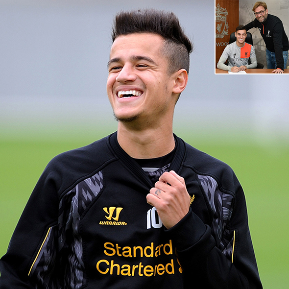Philippe Coutinho Getting Back To Strength After Injury With New Contract; Appreciated By Rival Team Player