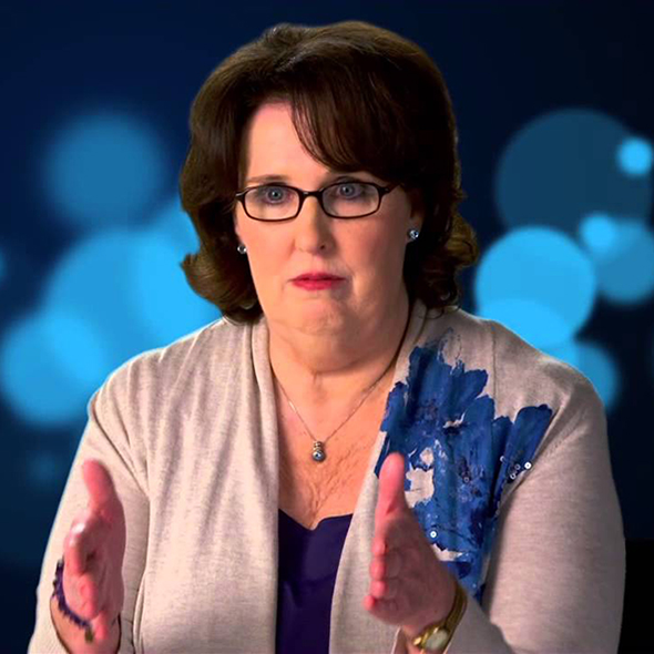 Phyllis Smith Secretly Married Or Satisfied With On-Screen Husband? Shares Her Side Of Career Story