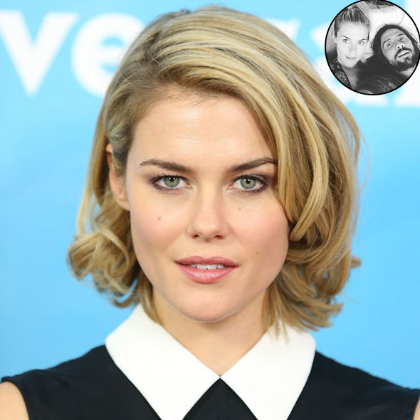 Are Rachael taylor lesbian cheaply got