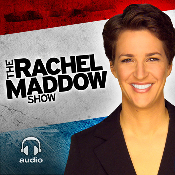 Rachel MaddowMSNBC's The Rachel Maddow Show attains The ...