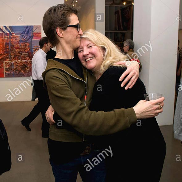 Rachel Maddow And Her Lesbian Partner/Girlfriend: No Urgency To Get Married