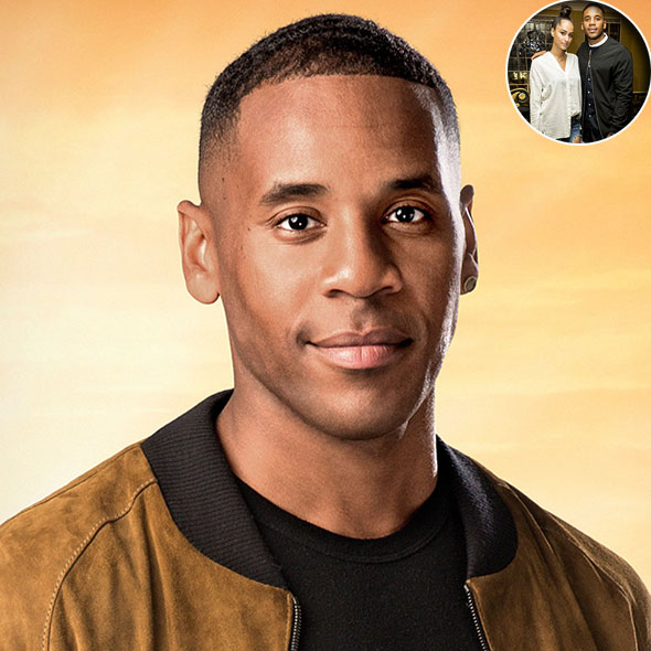 TV Presenter Reggie Yates Didn't Get Married to His Girlfriend? Know More