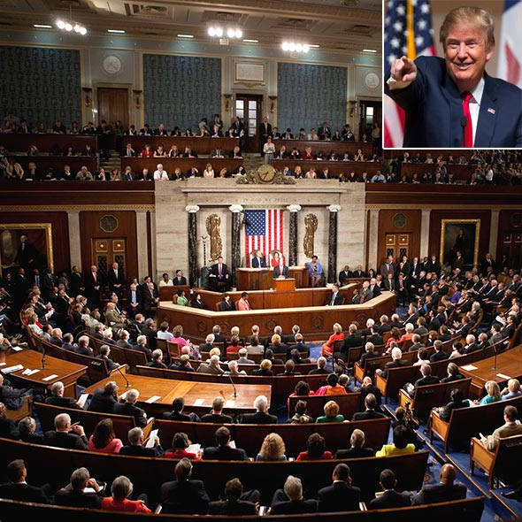 Presidential Election Live: Republicans Take Over US House with Majority! Stay With Us For Live Updates