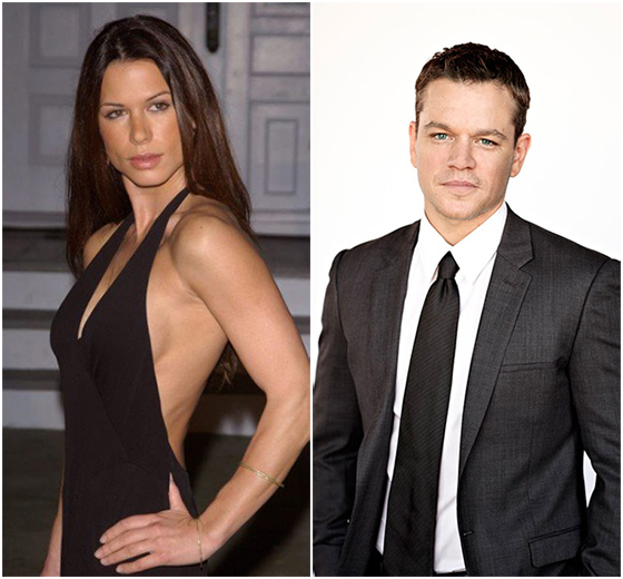 dating matt damon Matt damon biography with personal life, affair and married related info collection of facts like height as well.