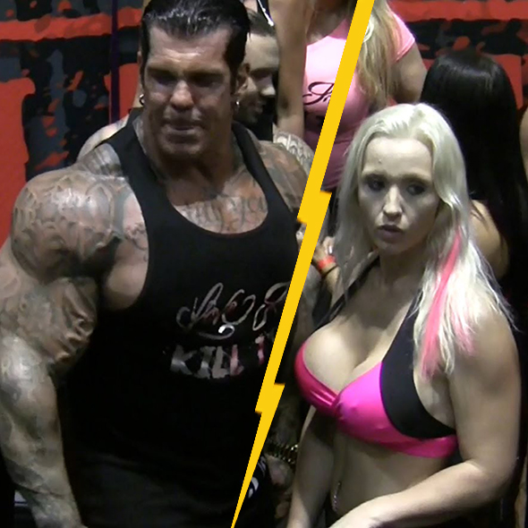 The gallery for --> Rich Piana Ex Wife