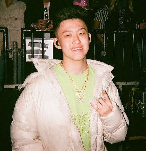 Rich Brian's Girlfriend Of One Year Calls Him A Stinky Man