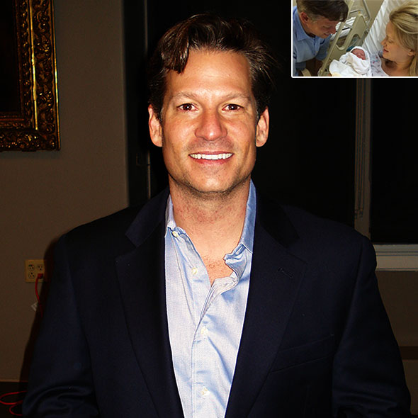 Previously Married Richard Engel Welcomes A Baby Son With Loving Wife; Any News On Next One?