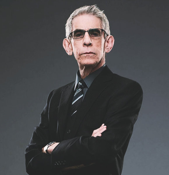 Richard Belzer Credits His Wife For Helping Him Learn About Life With Children