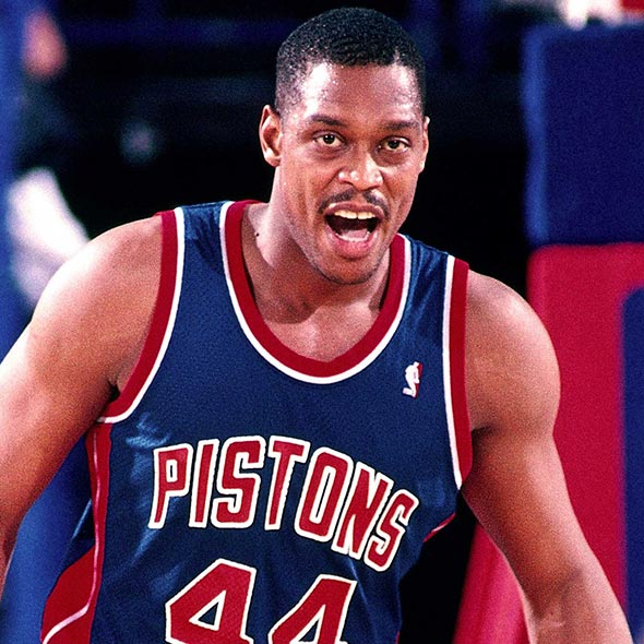 Rick Mahorn's Splendid Net Worth: Resides With Wife and Six Children