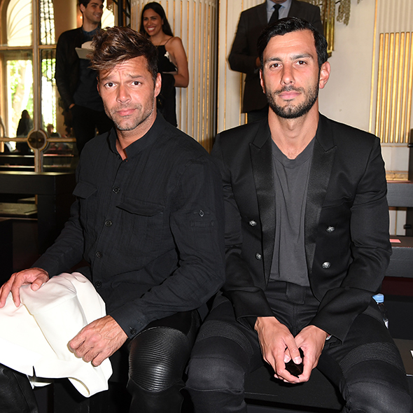 Unbelievable! Ricky Martin Revealed How he met his Soon-to-be Husband Jwan Yosef